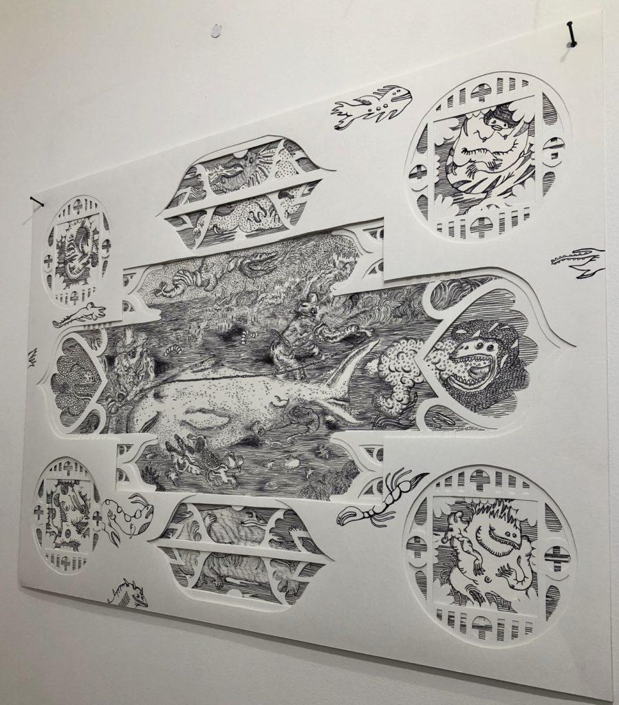 L'exposition « Composite » présentée par Arrival & Arthur-Louis Ignoré (ALI)